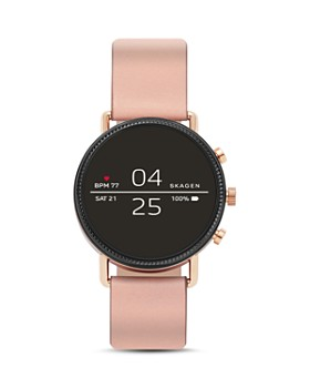 Skagen - Falster 2 Pink Strap Smartwatch, 40mm