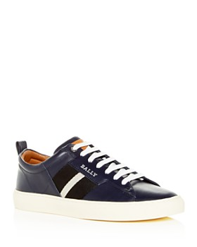 Bally - Men's Helvio Leather High-Top Sneakers
