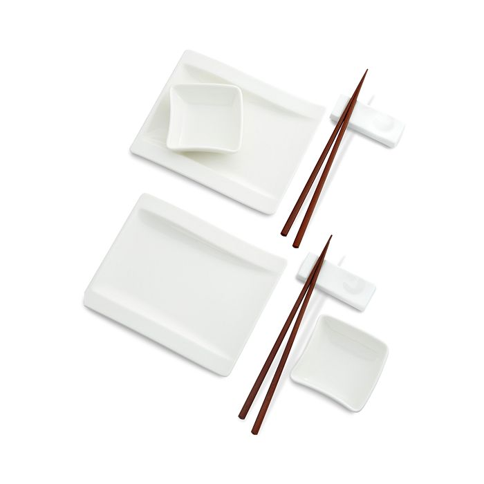Villeroy & Boch - New Wave Sushi for Two Set