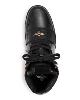 Creative Recreation - Men's Cesario Leather High-Top Sneakers