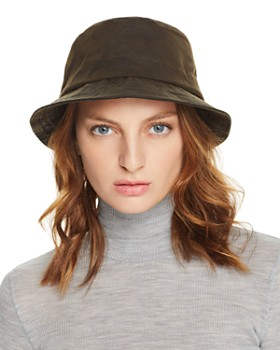 Barbour - Dovecote Waxed Cotton Bucket Hat