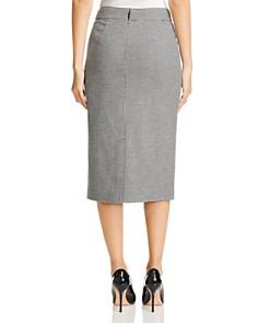kate spade new york - Houndstooth Pencil Skirt
