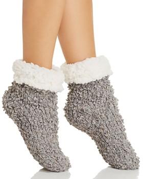 Cejoli - Cailluo Cuffed Slipper Socks