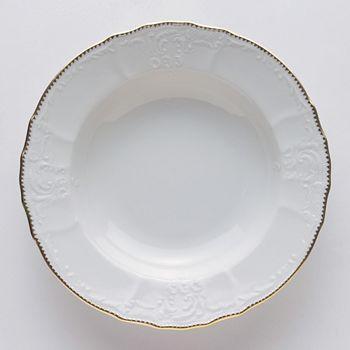 "Anna Weatherley - ""Simply Anna"" Rim Soup Plate"