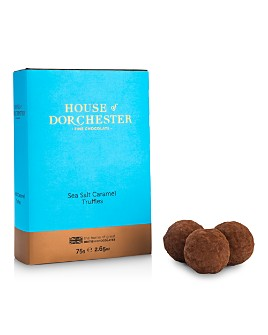 House of Dorchester - Sea Salt Caramel Truffles Book Box