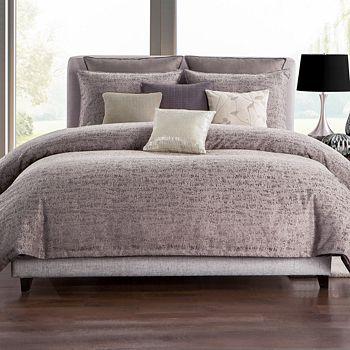 Highline Bedding Co. - Driftwood Comforter Set, Full/Queen