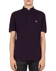 The Kooples - Stand Collar Regular Fit Polo