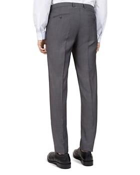 The Kooples - Flawless Slim Fit Wool Trousers