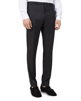 The Kooples - Turbo Wool Slim Fit Trousers