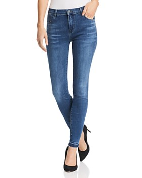 J Brand - Maria High Rise Skinny Jeans in Fuse ... c581579bf4f