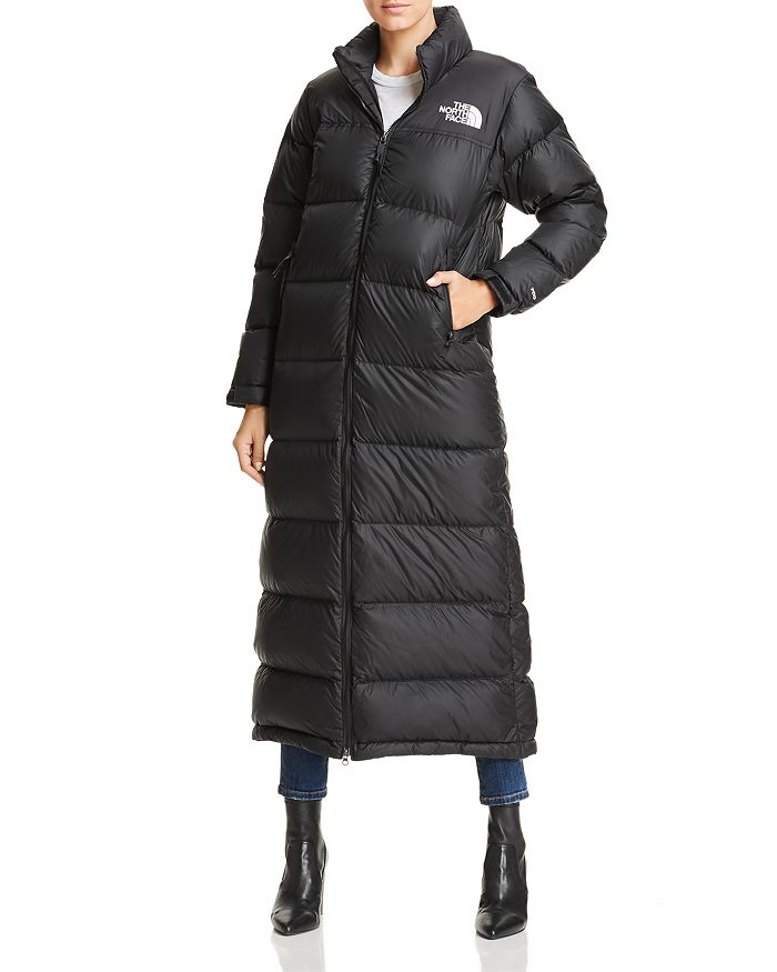120840076 Nuptse Duster Down Jacket