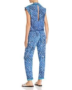 Poupette St. Barth - Donna Printed Jumpsuit