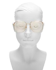 Gucci - Women's Octagonal Sunglasses, 56mm