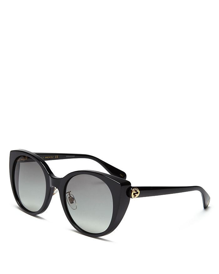 21b0b7b91 Gucci Women's Cat Eye Sunglasses, 54mm | Bloomingdale's
