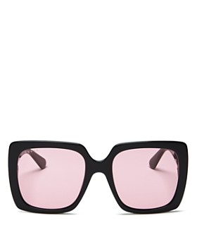 Gucci - Women's Embellished Square Sunglasses, 54mm
