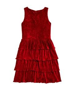 BCBGirls - Girls' Corded Velvet Dress - Big Kid
