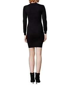 KAREN MILLEN - Studded Body-Con Dress