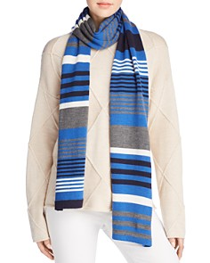 Eileen Fisher - Striped Scarf