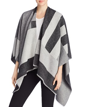 Eileen Fisher - Color Block Serape