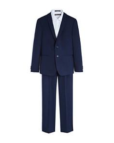 Michael Kors - Boys' Plaid Skinny Suit Jacket & Pants Set - Big Kid
