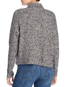 John and Jenn - Henry Mock-Neck Sweater