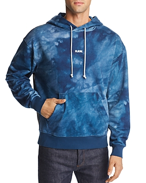 G-Star Raw X JADEN SMITH FORCES OF NATURE WATER GRAPHIC HOODED SWEATSHIRT