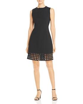 Misook - Studded Cutout Dress ... 9e5b0d323