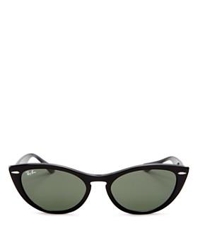 Ray-Ban - Women's Cat Eye Sunglasses, 54mm