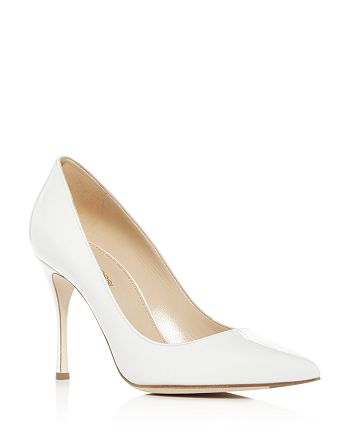Sergio Rossi - Women's Pointed-Toe Pumps