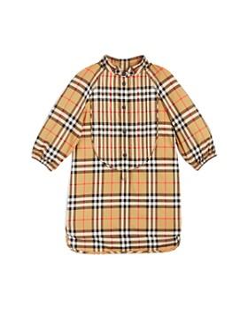 6d05ddb6cc7eb Burberry - Girls  Elodie Vintage Check Shirt Dress - Little Kid