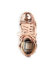 Dolce Vita - Girls' Zema Reversible Sequin High-Top Sneakers - Little Kid, Big Kid