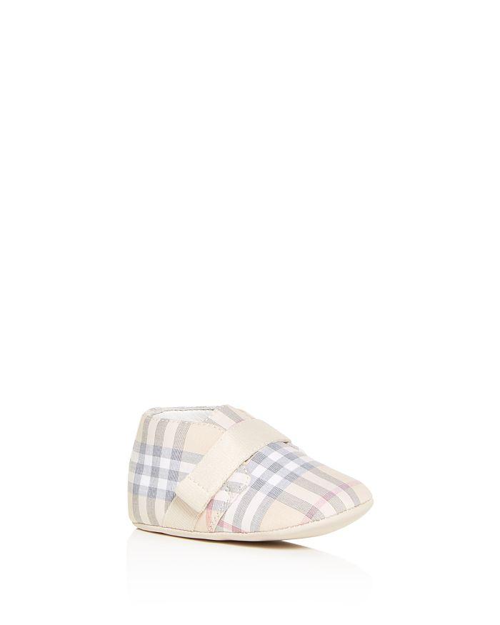 Burberry - Unisex Charlton Crib Shoes - Baby