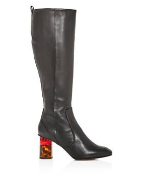 Kurt Geiger - Women's Stride Block-Heel Boots