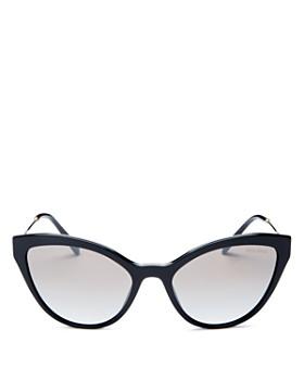 490d65490aea Miu Miu - Women s Mirrored Cat Eye Sunglasses
