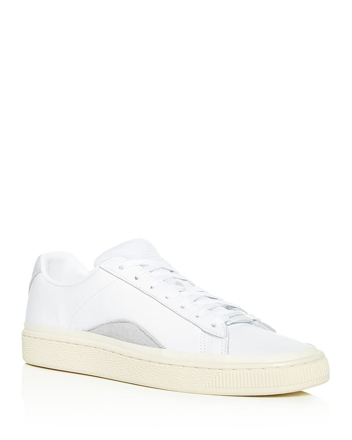9c56202300a0 PUMA Men s Han Kjobenhavn Basket Leather Lace-Up Sneakers ...