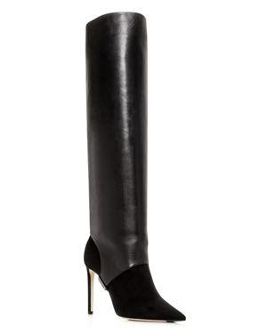 Jimmy Choo Women's Hurley 100 Convertible High-Heel Boots