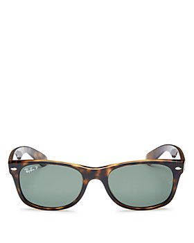 Ray-Ban - Unisex New Wayfarer Polarized Sunglasses, 52mm