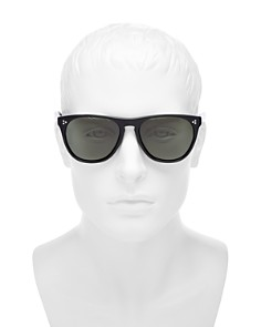 Oliver Peoples - Men's Daddy B. Square Sunglasses, 58mm