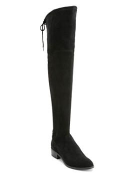 Dolce Vita - Women's Teela Round Toe Over-The-Knee Boots