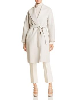 Max Mara - Wool Wrap Coat