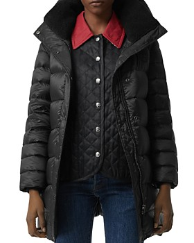 Burberry - Strettingham Down Puffer Coat ... 1d5c8de12198f
