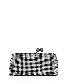REISS - Bell Small Crystal Clutch