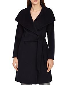 REISS - Luna Belted Wool Coat