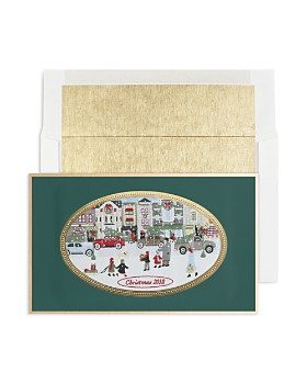 Masterpiece - Studios 2018 Brett Commemorative Holiday Cards, Box of 6