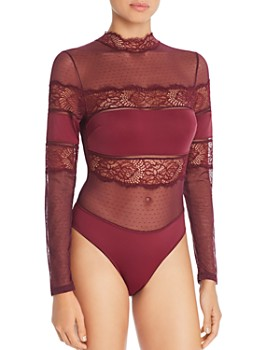 Thistle & Spire - Amore Long Sleeve Bodysuit