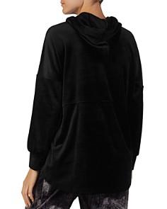 Donna Karan - Hooded Lounge Top