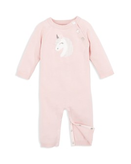 Elegant Baby - Girls' Unicorn Romper - Baby
