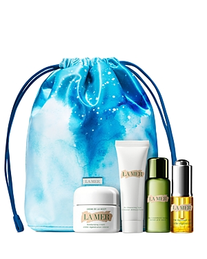 La Mer CELESTIAL TRANSFORMATIONS THE RADIANT COLLECTION SKIN CARE GIFT SET