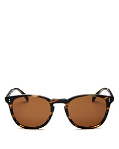 Oliver Peoples - Men's Finley Esq Sunglasses, 51mm