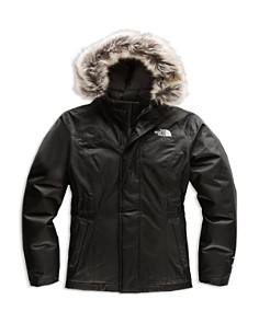 The North Face® - Girls' Greenland Faux-Fur Parka - Little Kid, Big Kid